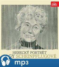 Obálka titulu Herecký portrét Olgy Scheinpflugové