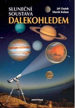 Obálka titulu Sluneční soustava dalekohledem