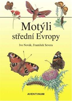 Obálka titulu Motýli střední Evropy