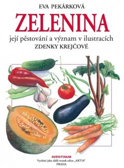 Obálka titulu Zelenina