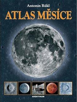 Obálka titulu Atlas Měsíce
