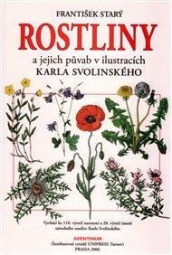 Rostliny a jejich půvab v ilustracích Karla Svolinského