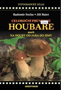Obálka titulu Celoroční průvodce houbaře