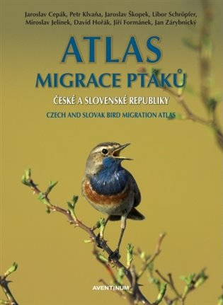 ATLAS MIGRACE PTÁKŮ ČESKÉ A SLOV.REP.