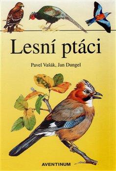 Obálka titulu Lesní ptáci