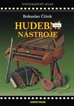 Obálka titulu Hudební nástroje
