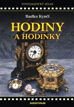 Obálka titulu Hodiny a hodinky