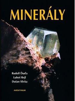 Obálka titulu Minerály