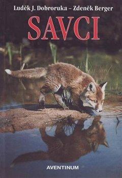 Obálka titulu Savci