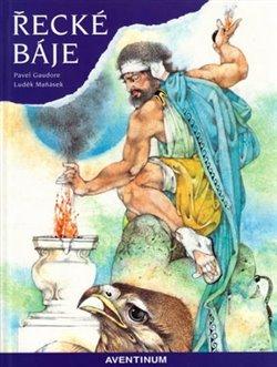 Obálka titulu Řecké báje