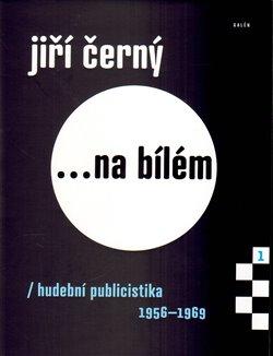 Obálka titulu Jiří Černý... na bílém
