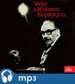 Obálka titulu Večer s Milošem Kopeckým