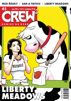 Obálka titulu Crew2 45