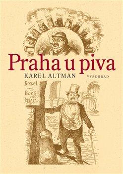 Obálka titulu Praha u piva
