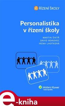 Obálka titulu Personalistika v řízení školy
