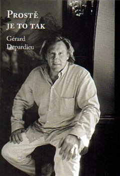 Obálka titulu Gérard Depardieu