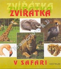 Obálka titulu Zvířátka v safari