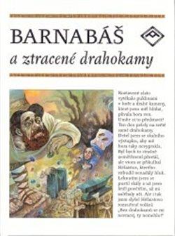 Obálka titulu Barnabáš a ztracené drahokamy