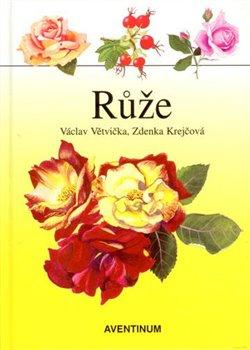 Obálka titulu Růže