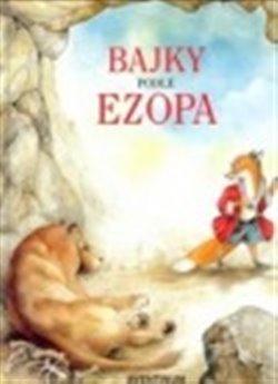 Obálka titulu Bajky podle Ezopa