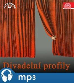 Obálka titulu Divadelní profily