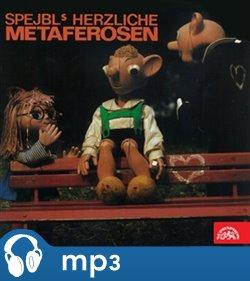 Obálka titulu Spejbl's herzliche Metaferosen
