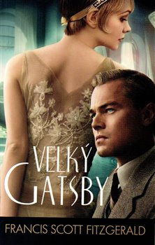 Obálka titulu Velký Gatsby