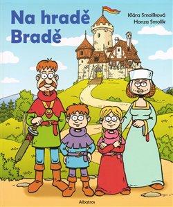 Obálka titulu Na hradě Bradě
