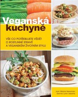 Obálka titulu Veganská kuchyně