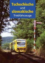 Tschechische und slowakische Triebfahrzeuge
