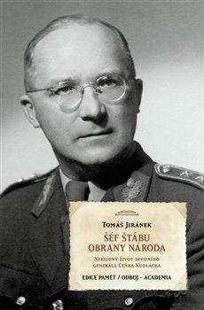 Obálka titulu Šéf štábu obrany národa