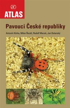 Obálka titulu Pavouci České republiky
