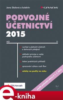 Obálka titulu Podvojné účetnictví 2015