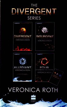 Obálka titulu Divergent Series Box Set