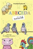 Obálka knihy Abeceda zvířátek