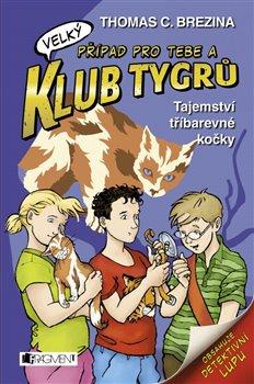 Obálka titulu Tajemství tříbarevné kočky