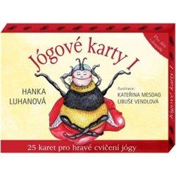 Obálka titulu Jógové karty I - druhé, upravené vydání