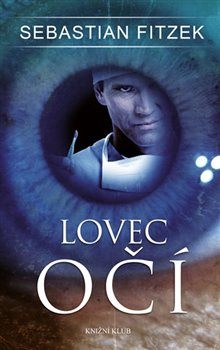 Obálka titulu Lovec očí