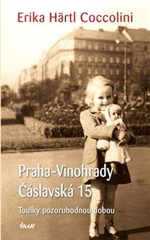 Obálka titulu Praha–Vinohrady, Čáslavská 15