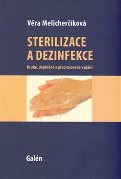 Obálka titulu Sterilizace a dezinfekce