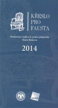 Obálka titulu Křeslo pro Fausta 2014