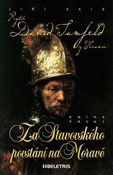 Obálka titulu Za Stavovského povstání na Moravě 1