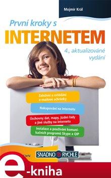Obálka titulu První kroky s internetem