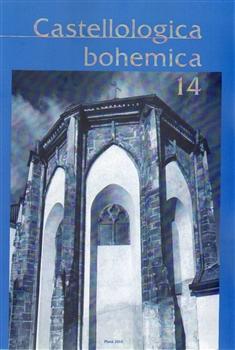 Obálka titulu Castellologica bohemica 14