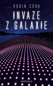Obálka titulu Invaze z galaxie
