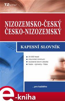 Obálka titulu Nizozemsko-český / česko-nizozemský kapesní slovník