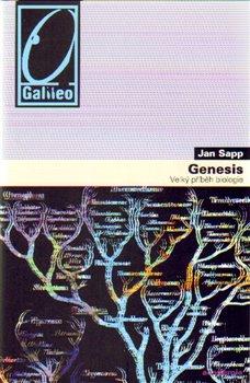 Obálka titulu Genesis: Velký příběh biologie