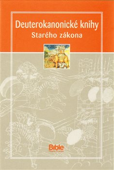 Obálka titulu Deuterokanonické knihy Starého zákona