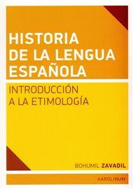 Historia de la lengua espanola