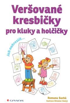 Obálka titulu Veršované kresbičky pro kluky a holčičky